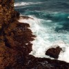 Barbados Cliffs and Waves