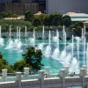 Fountain in Daytime, Bellagio Hotel/Casino, Las Vegas