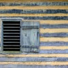 Window, Boards, Mortar