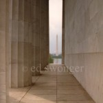View of Washington Monument from Jefferson Memorial #1