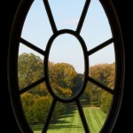 Old Westbury Gardens Oval Window