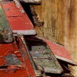 Rowboats with Peeling Paint