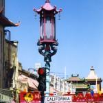 Chinatown Lamppost