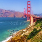 Golden Gate Bridge Enhanced
