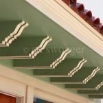 St. Augustine Shop Overhang