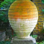 Urn, Pinchot Mansion