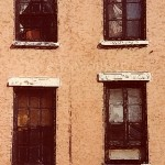 Greenwich Village Four Windows Enhanced