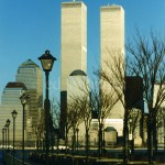 World Trade Center from New Jersey