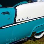 1956 Chevy Belair Fender