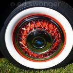 1956 Chevy Wheel