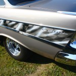1957 Chevy Belair Tailfin