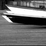Crew Boats - Black & White