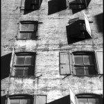 Soho Shutters - Black & White